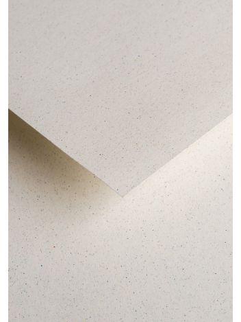 Wysokiej jakości papier ozdobny - O.Papiernia PADWA - 100 g/m² - kremowy - 25 sztuk