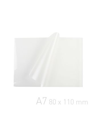 Folia laminacyjna - O.POUCH Matt / Clear 80 x 110 mm (A7)
