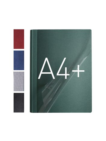 O.CLEAR COVER Classic 304 x 212 mm (A4+ pionowa) - 10 par