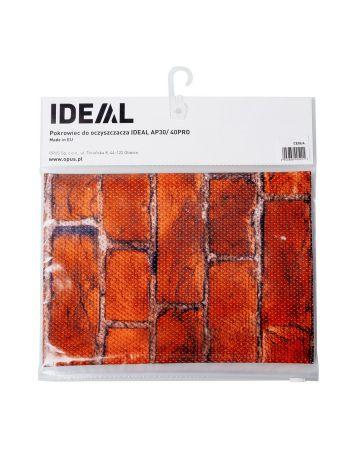 Pokrowiec dekoracyjny ze wzorem do oczyszczaczy powietrza IDEAL AP 30 / 40 PRO - cegła