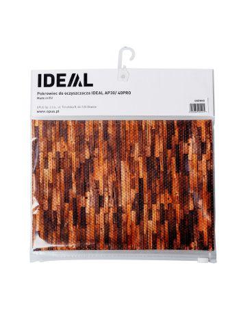 Pokrowiec dekoracyjny ze wzorem do oczyszczaczy powietrza IDEAL AP 30 / 40 PRO - drewno