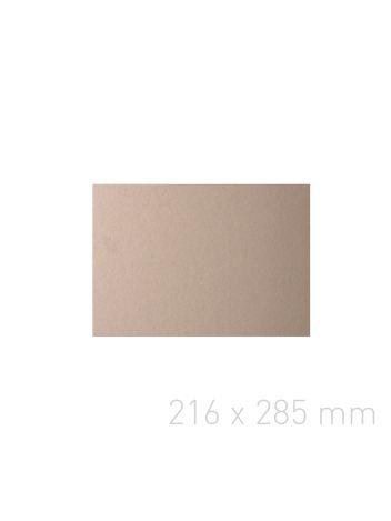 Kartoniki do okładek indywidualnych - O.greyBOARD POBC 2,2 x 216 x 285 mm (A4 orientacja pozioma) - 100 sztuk