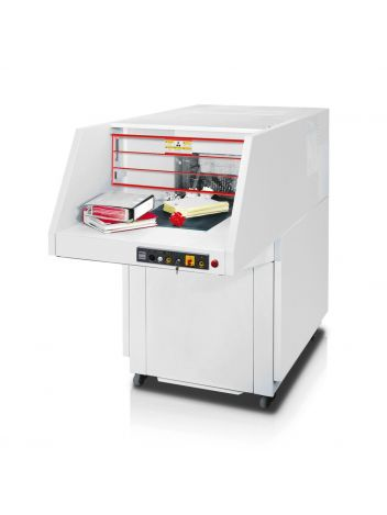 Niszczarka wysokowydajna - EBA 7050-2 C / 8 x 40 - 80 mm