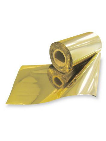 Folia do złoceń na drukarkch cyfrowych z serii Foil Xpress - O.digiFOIL - metaliczny jasny złoty 114