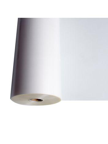Folia laminacyjna rolowa błyszcząca - O.FILM Super 32 µm - 200 m - średnica glizy 25 mm - szerokość 455 mm