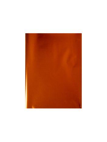 Folia do złoceń, nabłyszczeń w arkuszach na wydrukach laserowych przy użyciu termotransferu - O.FOIL Toner Print - A4 (297 x 210 mm) - miedziany - 25 sztuk