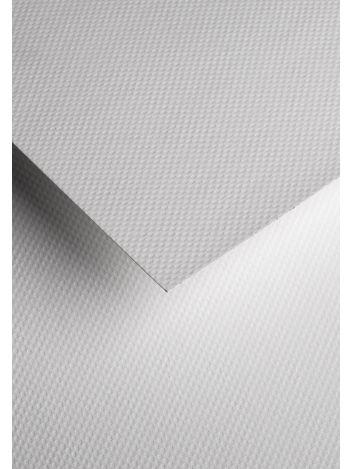 Wysokiej jakości papier ozdobny - O.Papiernia KROPKI - 230 g/m² - biały - 20 sztuk