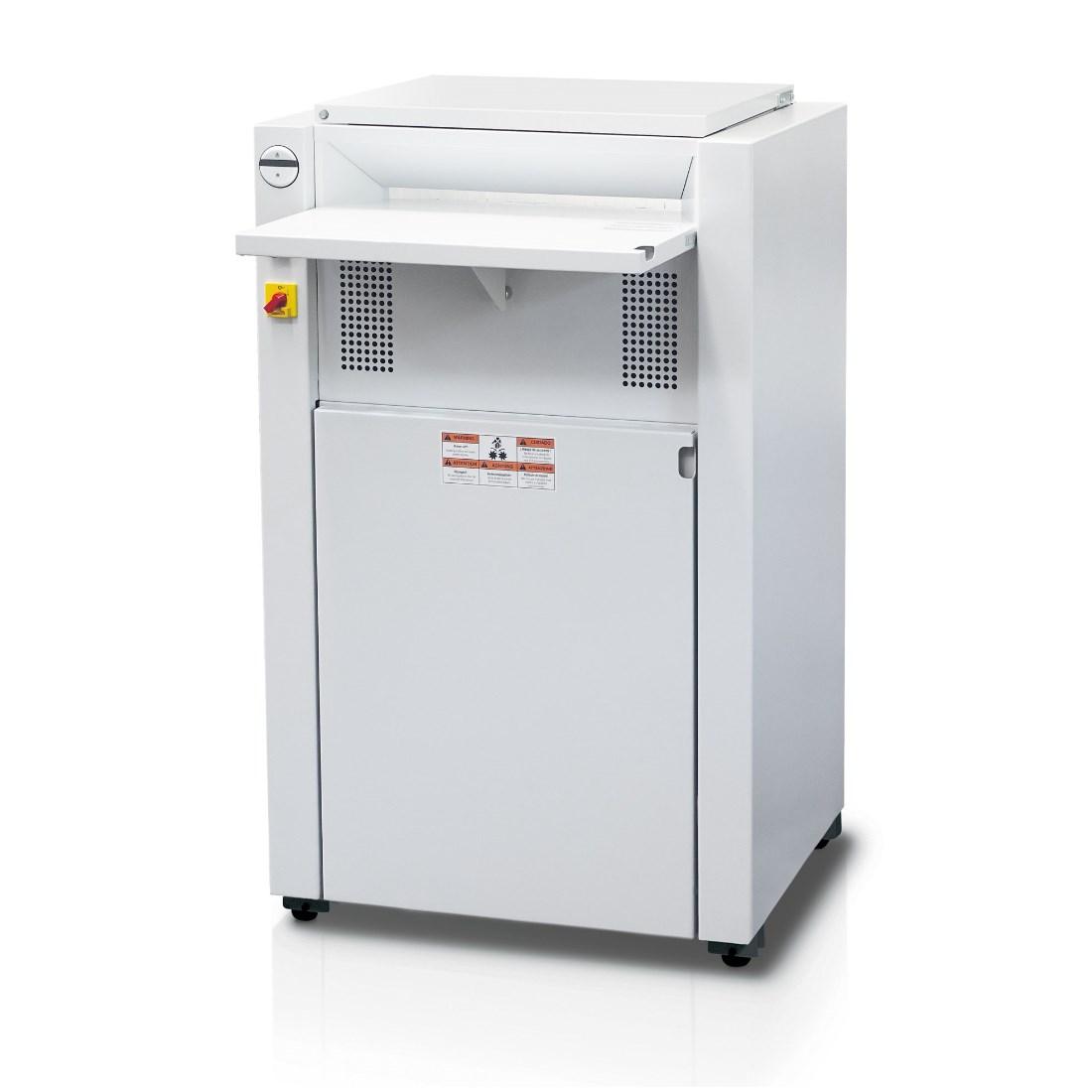 Niszczarka wysokowydajna - IDEAL 4600 CC / 4 x 40 mm