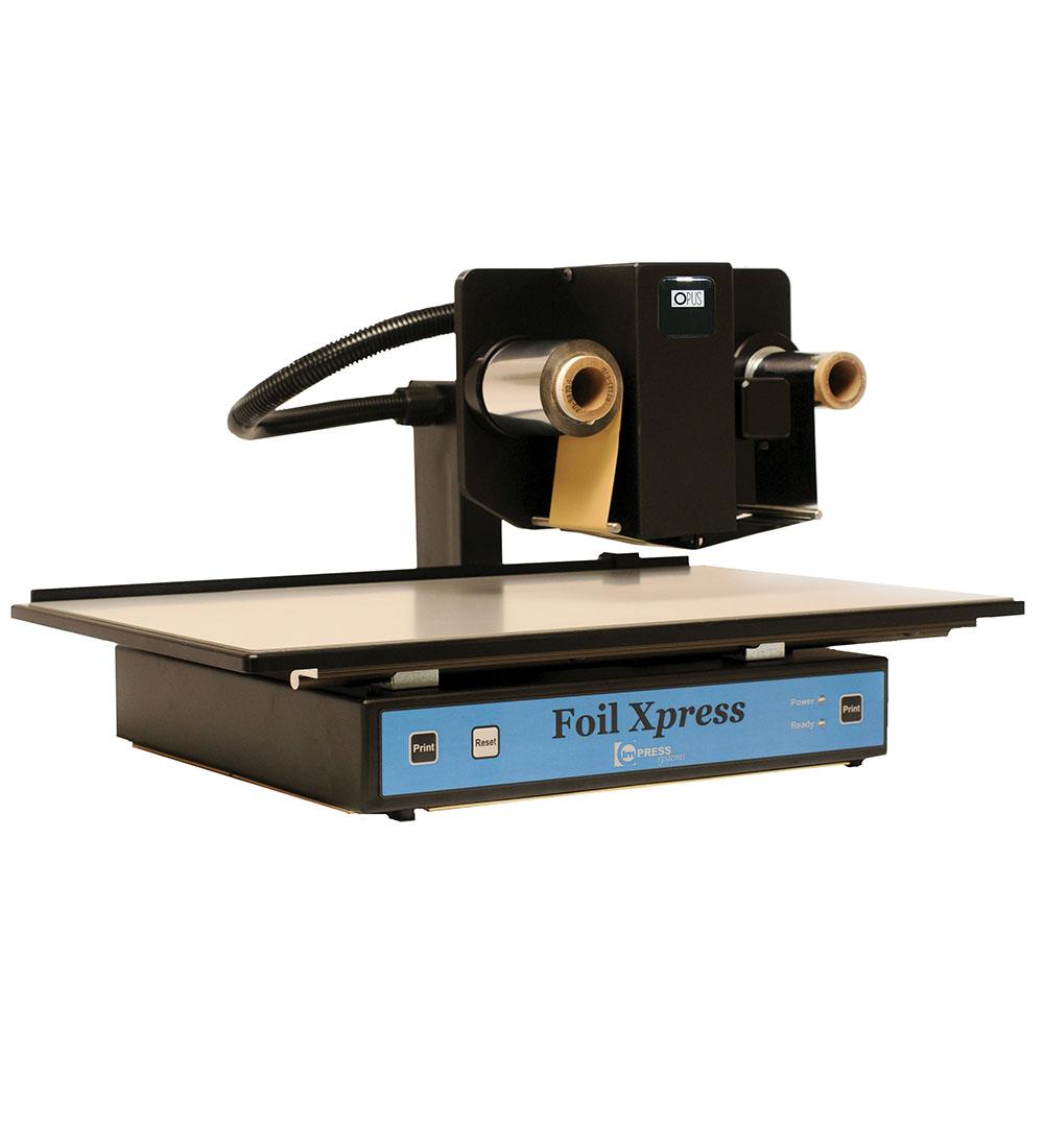Złociarka cyfrowa - Foil Xpress Automat + moduł Cyclone