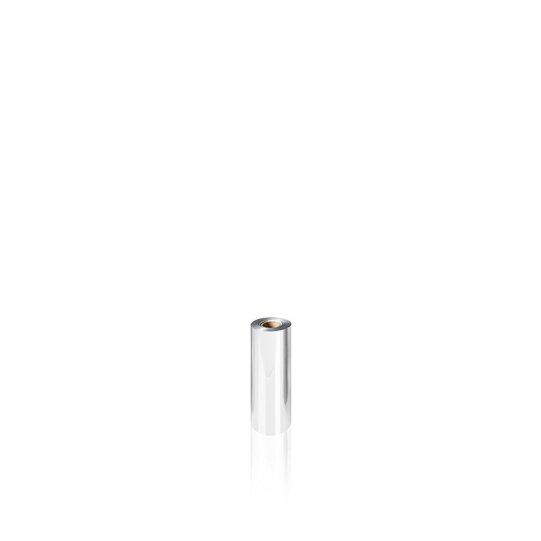 Uniwersalna folia do złoceń, nabłyszczeń w rolce - O.FOIL NEW UNIVERSAL - 16 cm x 120 m - srebrny