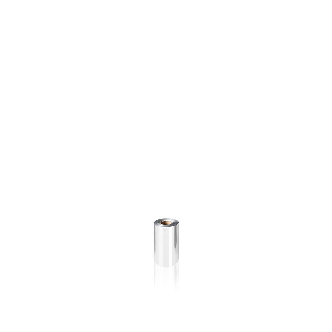 Uniwersalna folia do złoceń, nabłyszczeń w rolce - O.FOIL NEW UNIVERSAL - 10,6 cm x 120 m - srebrny