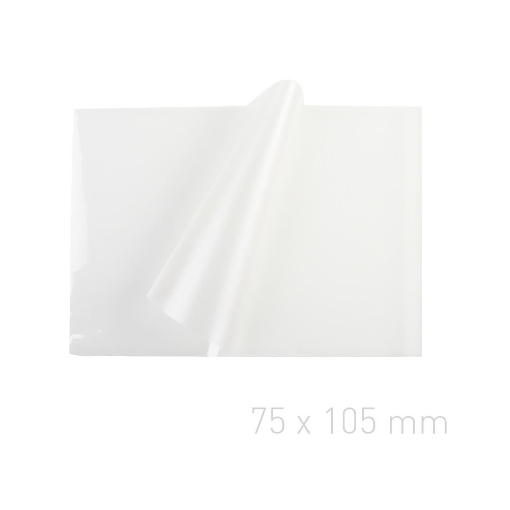 Folia laminacyjna - O.POUCH Super 75 x 105 mm (wizytówkowa) - 150 µm - 100 sztuk