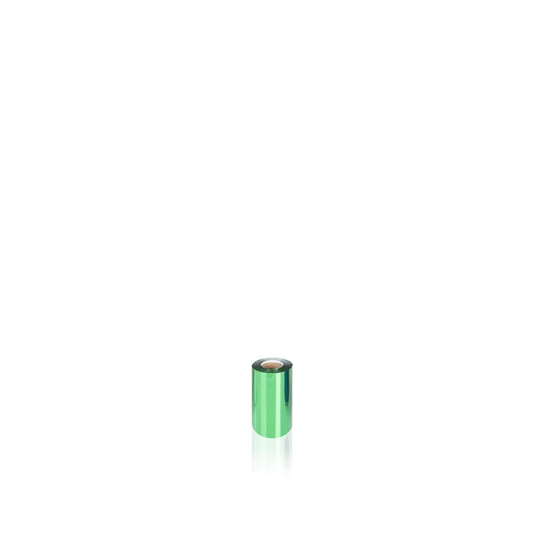 Uniwersalna folia do złoceń, nabłyszczeń w rolce - O.FOIL NEW UNIVERSAL - 10,6 cm x 120 m - zielony