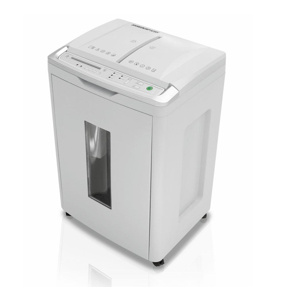 Niszczarka przybiurkowa - Shredcat 8285 CC / 4 x 10 mm