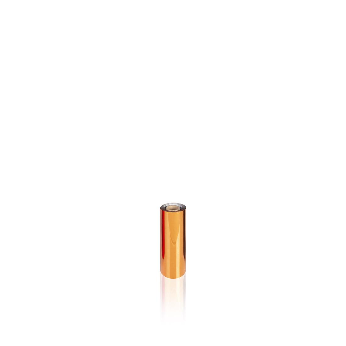 Uniwersalna folia do złoceń, nabłyszczeń w rolce - O.FOIL NEW UNIVERSAL - 16 cm x 120 m - miedziany
