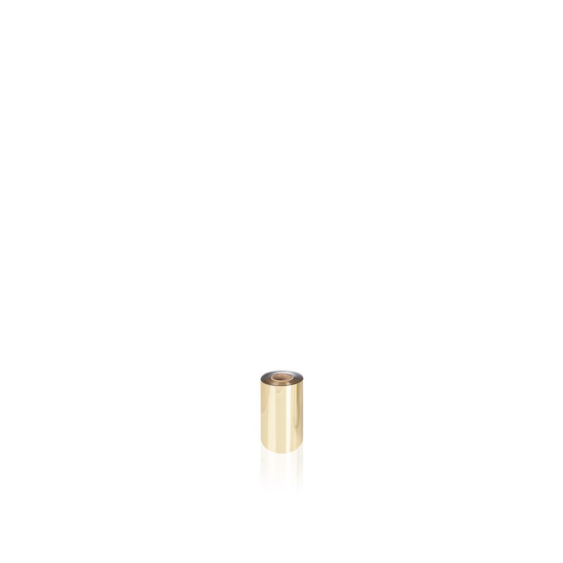 Uniwersalna folia do złoceń, nabłyszczeń w rolce - O.FOIL NEW UNIVERSAL - 10,6 cm x 120 m - złoty