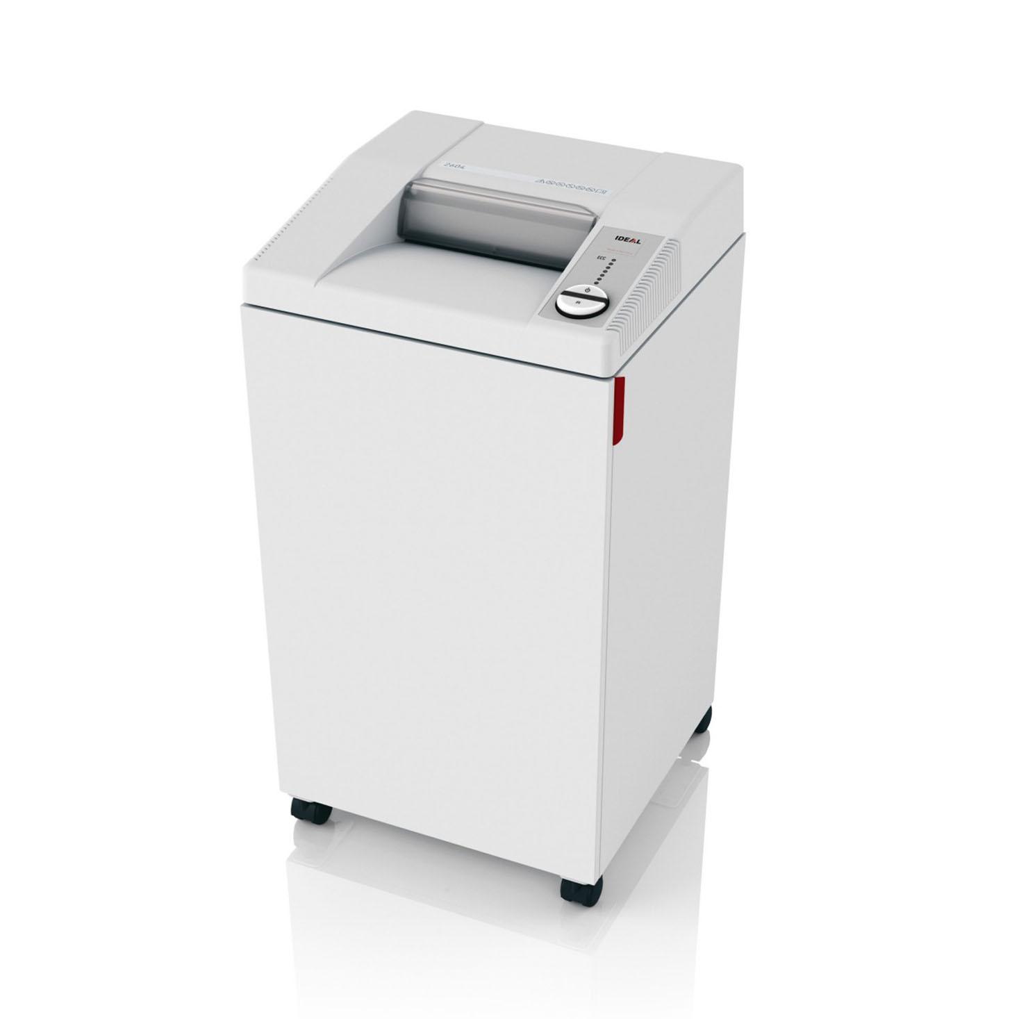 Niszczarka biznes premium - IDEAL 2604 MC / 0,8 x 12 mm