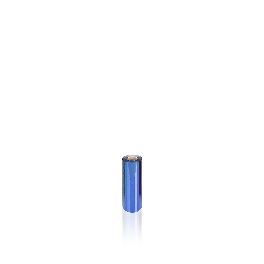 Uniwersalna folia do złoceń, nabłyszczeń w rolce - O.FOIL NEW UNIVERSAL - 16 cm x 120 m - niebieski