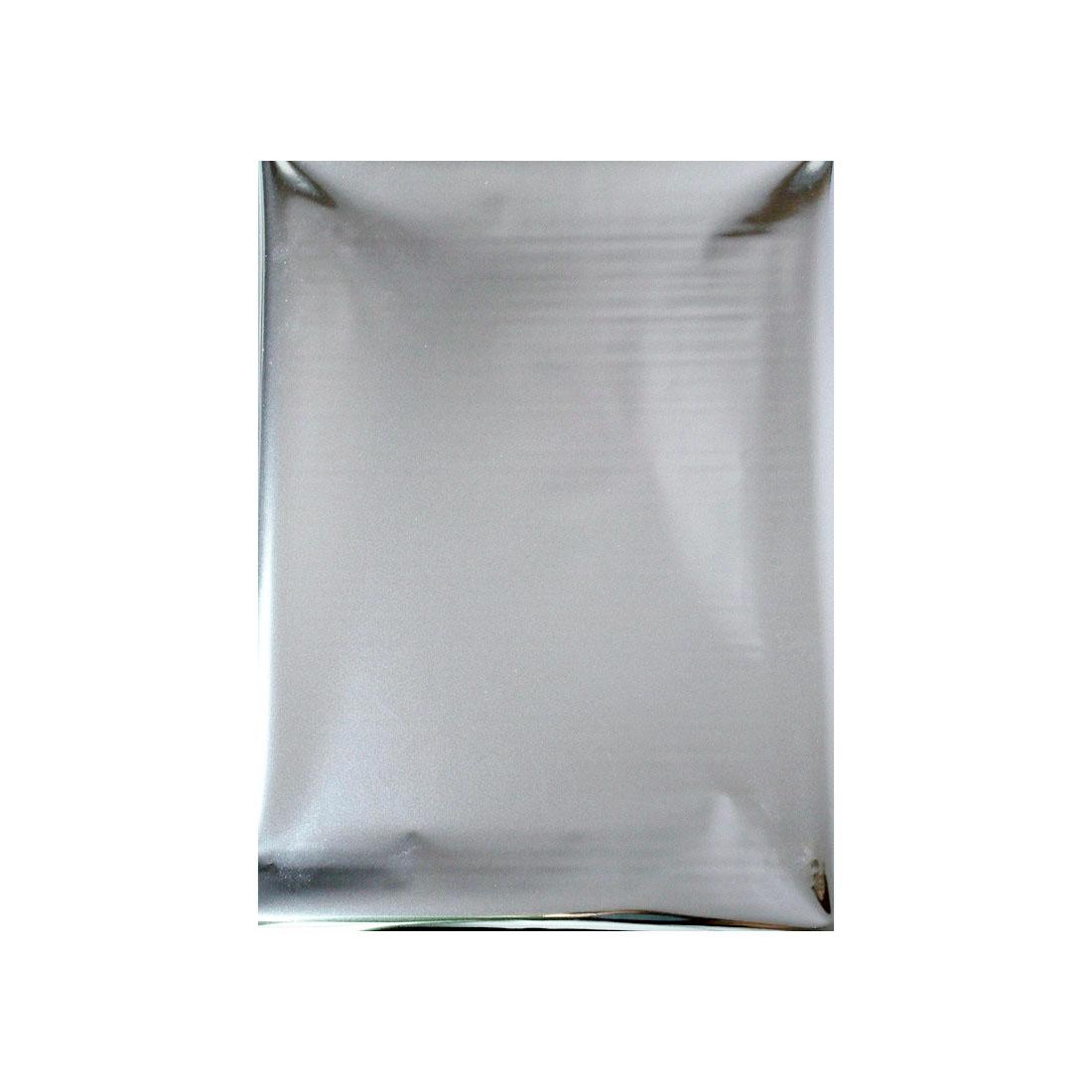 Folia do złoceń, nabłyszczeń w arkuszach na wydrukach laserowych przy użyciu termotransferu - O.FOIL Toner Print - A4 (297 x 210 mm) - srebrny - 25 sztuk