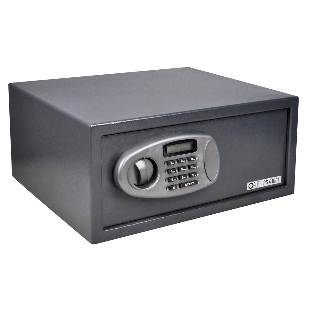 Sejf elektroniczny - OPUS Safe Guard PS 4 digi