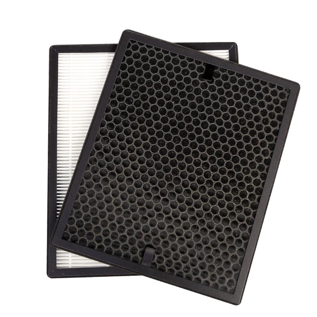 Zestaw filtrów HEPA i węglowy do urządzenia IDEAL AP 45 - OFILTRO Air Filter - HEPA H13 + Carbon - IDEAL AP 45